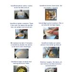 en billedvejledning til at skrælle kartofler på skrællemaskinen